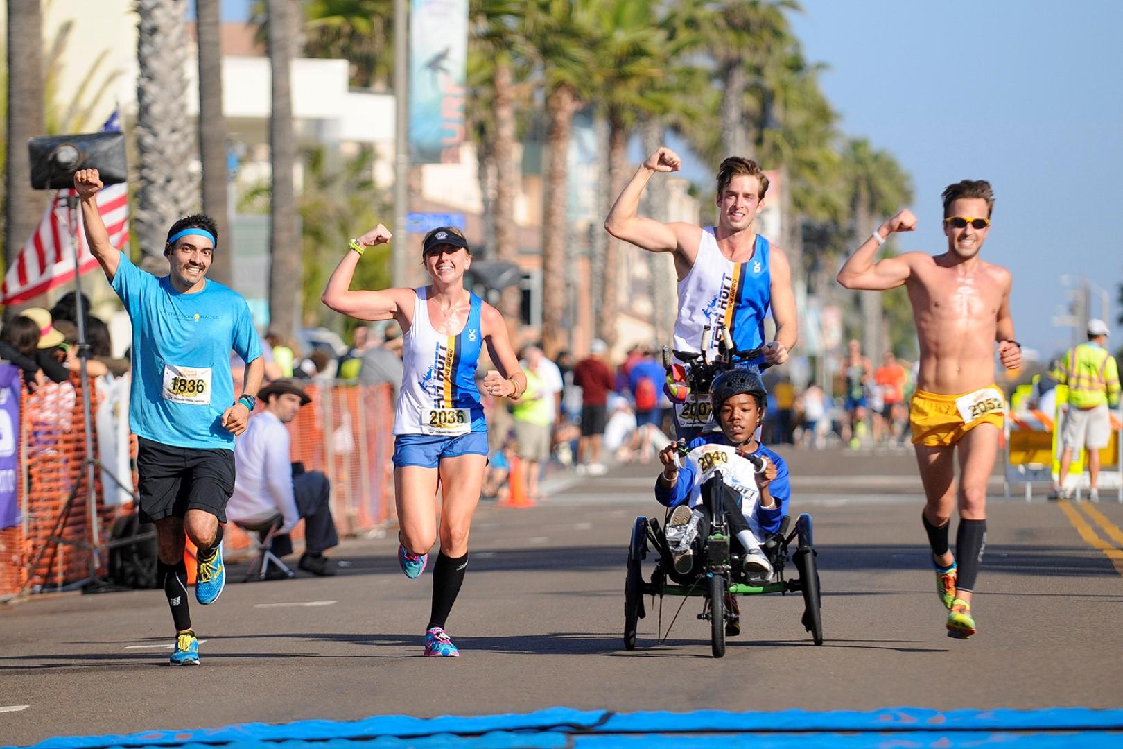 2014 Silver Strand Half Marathon